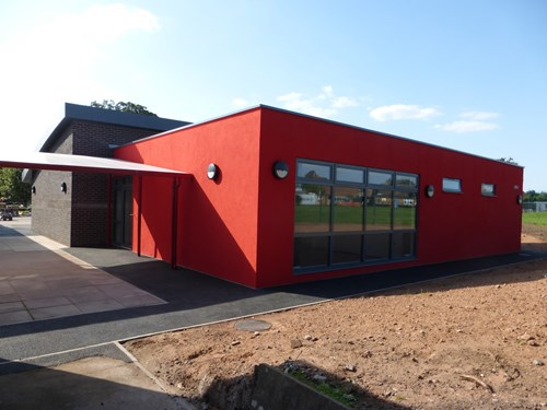 Shifnal Primary School extension
