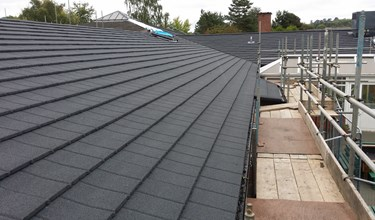 Woodside Primary School reroofing